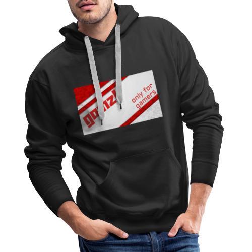 Gainz - Herre Premium hættetrøje