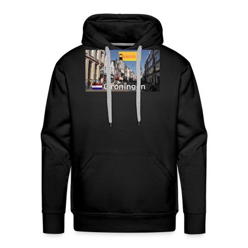 picture2 - Mannen Premium hoodie