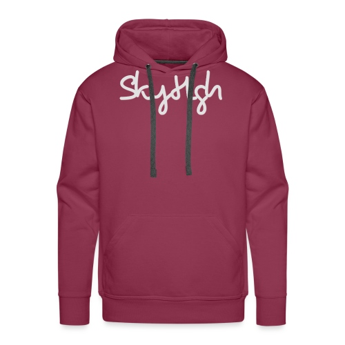 SkyHigh - Bella Women's Sweater - Light Gray - Men's Premium Hoodie