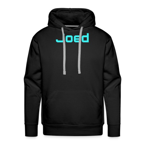 JOEDJR2020 70 SUBS MERCH - Men's Premium Hoodie