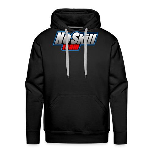 No Skill Team - Sweat-shirt à capuche Premium pour hommes