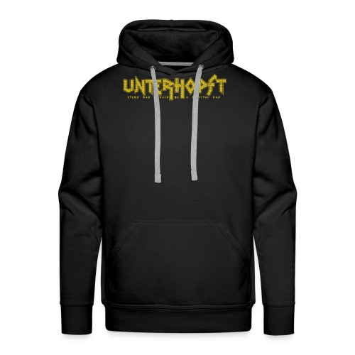Unterhopft - Every Day Should Be A Festival Day - Männer Premium Hoodie