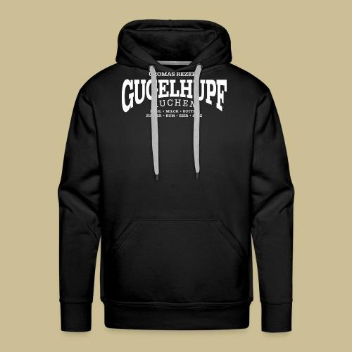 Gugelhupf (white) - Männer Premium Hoodie