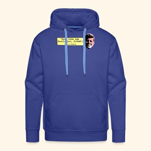 KENNEDY - Männer Premium Hoodie