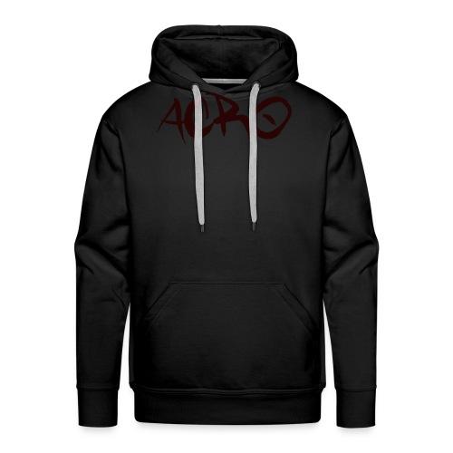 ACRO - Sweat-shirt à capuche Premium pour hommes