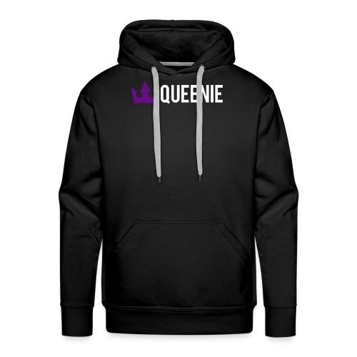 Queenie Logo - Men's Premium Hoodie