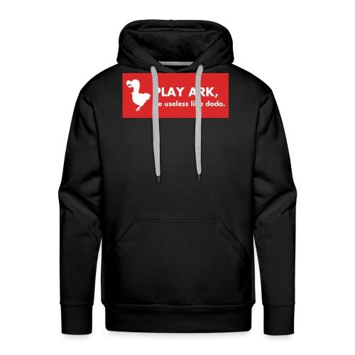 Édition *Play ARK* - Sweat-shirt à capuche Premium pour hommes