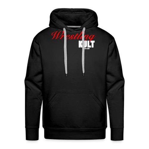 WK_Logo_Weiß - Männer Premium Hoodie