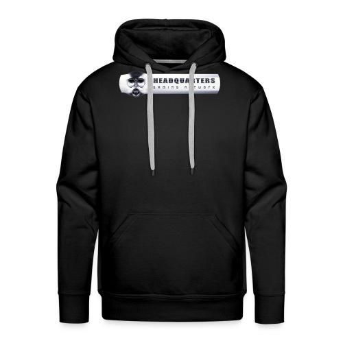 HQ Gaming Logo Long - Männer Premium Hoodie