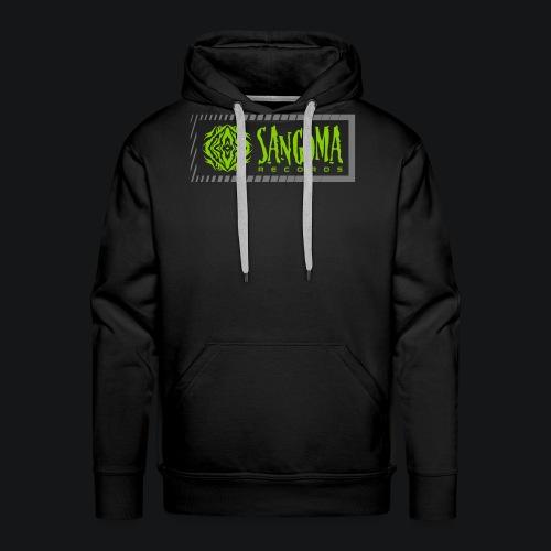 Sangoma FL Horizontal UA - Men's Premium Hoodie