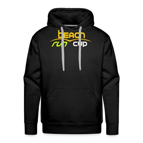 Beach_Run_Cup_d--tour-- - Sweat-shirt à capuche Premium pour hommes