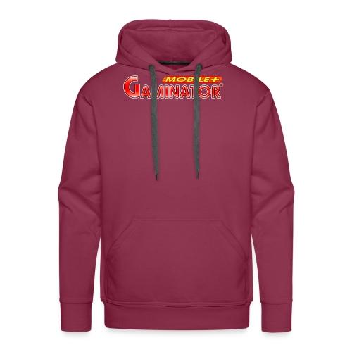 Gaminator logo - Men's Premium Hoodie