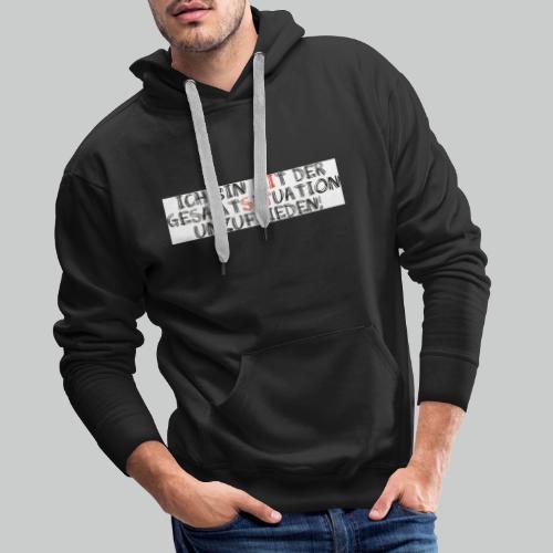 situation - Männer Premium Hoodie