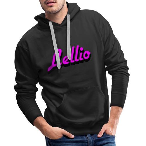 Lellio Neon Magenta - Premiumluvtröja herr