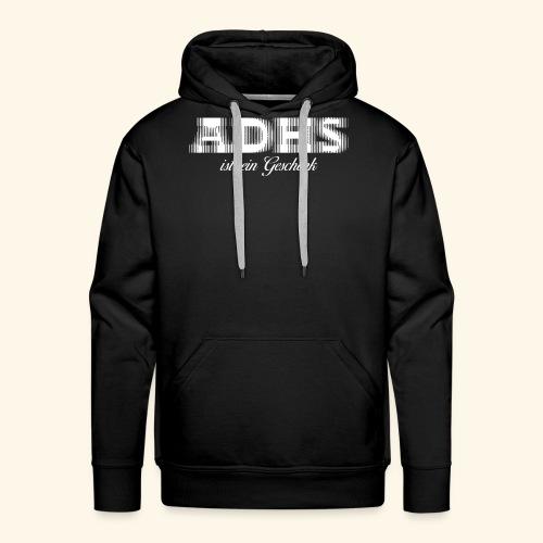 ADHS - Männer Premium Hoodie