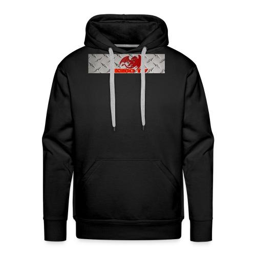 Patreon Logo - Männer Premium Hoodie