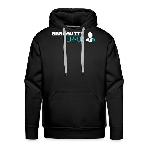 T-shirt Grrravity - Sweat-shirt à capuche Premium pour hommes