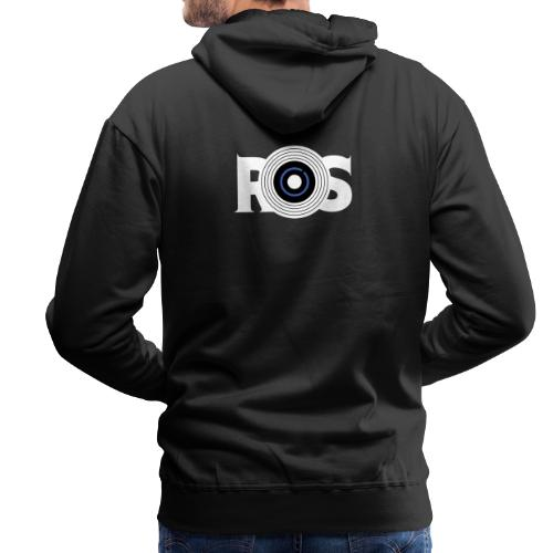 Collection 1 R.O.S Events - Sweat-shirt à capuche Premium pour hommes
