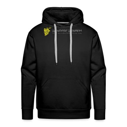 Original on Transparent - Männer Premium Hoodie