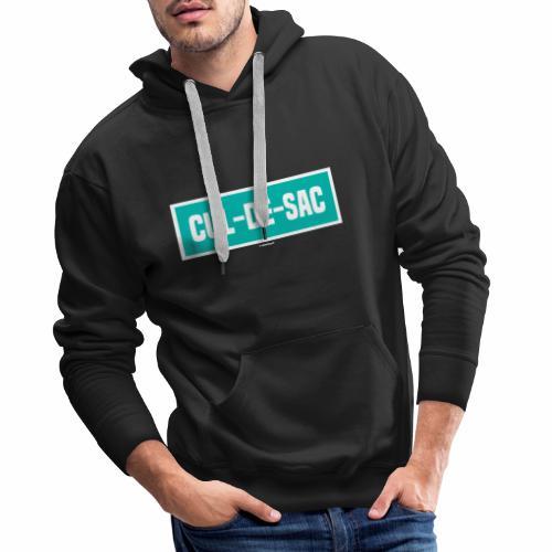 Cul-de-sac - Mannen Premium hoodie