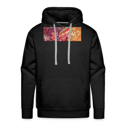 Across Yourself - Cover tight - Men's Premium Hoodie