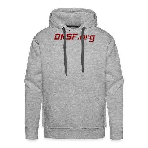 DNSF t-paita - Miesten premium-huppari
