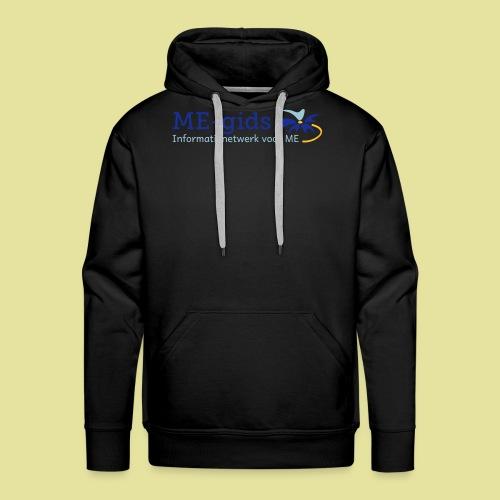 logomegids - Mannen Premium hoodie