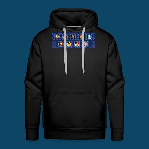 Benzaie LIVE - MUG - Sweat-shirt à capuche Premium pour hommes