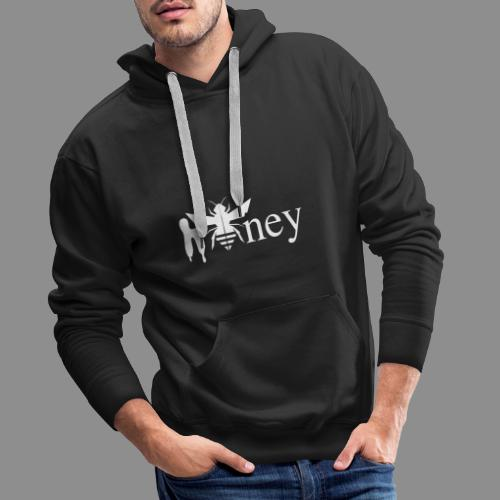 Honey (White version) - Men's Premium Hoodie