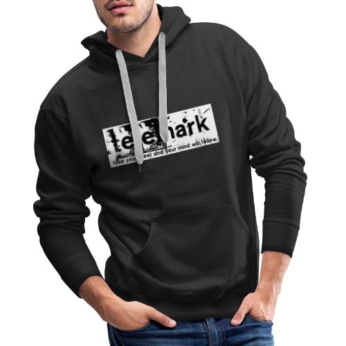Print Free your heel and your mind will follow - Männer Premium Hoodie