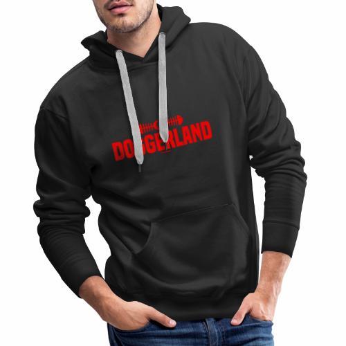 Doggerland - Mannen Premium hoodie