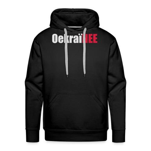 Oekraine Hoodie - Mannen Premium hoodie