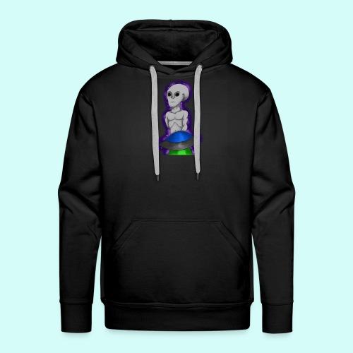 L'ovni - Sweat-shirt à capuche Premium pour hommes