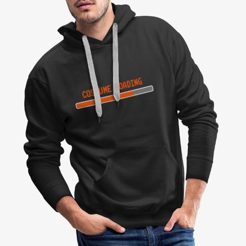 Costume Loading Halloween Costume patjila - Men's Premium Hoodie