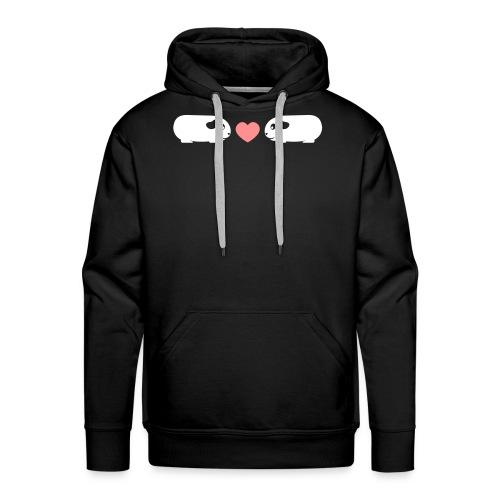 Piggie Love - Men's Premium Hoodie