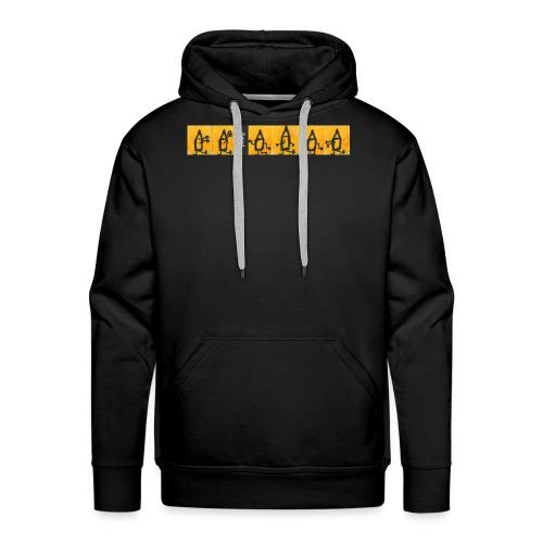 SancL Logo - Felpa con cappuccio premium da uomo