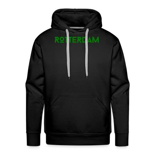 Rotterdam (Groen) - Mannen Premium hoodie