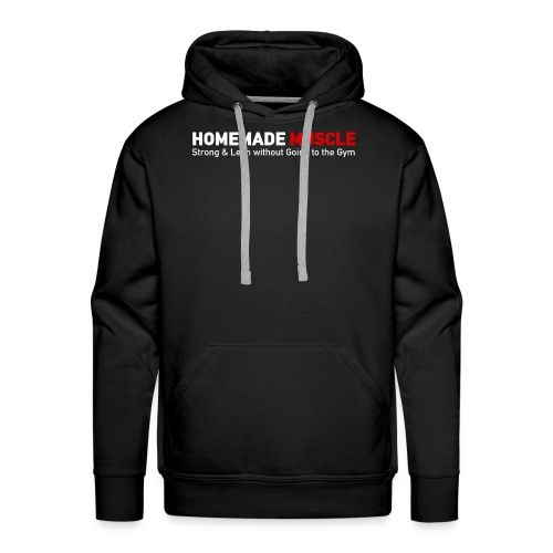 HOMEMADE MUSCLE Apparel - Men's Premium Hoodie