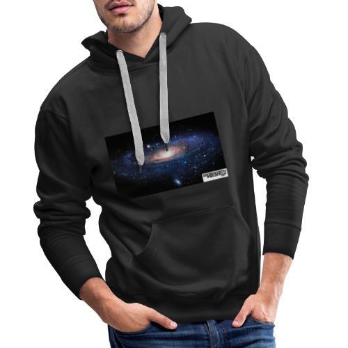 Galaxy Astronomy Ireland - Men's Premium Hoodie