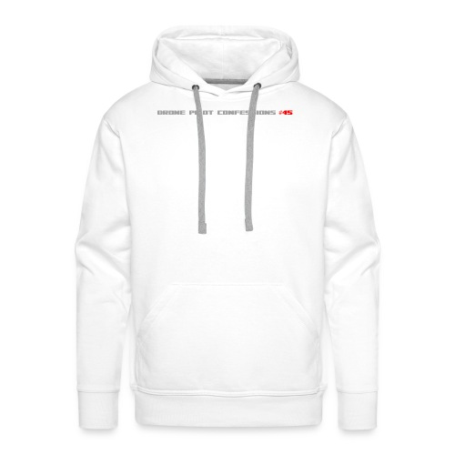 I CRASH A LOT - Men's Premium Hoodie
