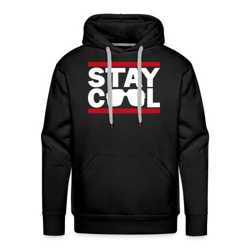 Stay Cool - 2wear classics - Herre Premium hættetrøje