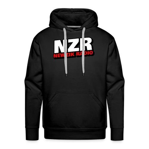 NZR - Sweat-shirt à capuche Premium pour hommes