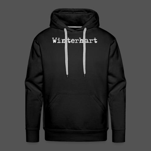 Winterhart - Männer Premium Hoodie