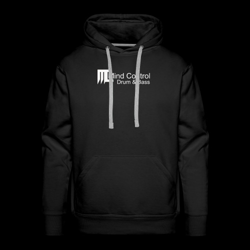 Mind Control - Drum and Bass - Männer Premium Hoodie