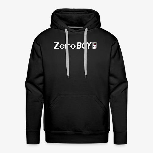 ZeroBOY mit Logo - Männer Premium Hoodie