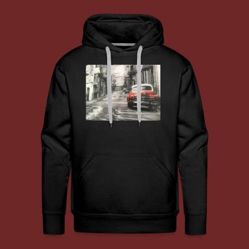 Old City - Männer Premium Hoodie