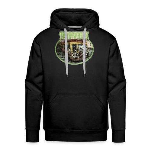 trainwreck - cannabis sorte - Men's Premium Hoodie