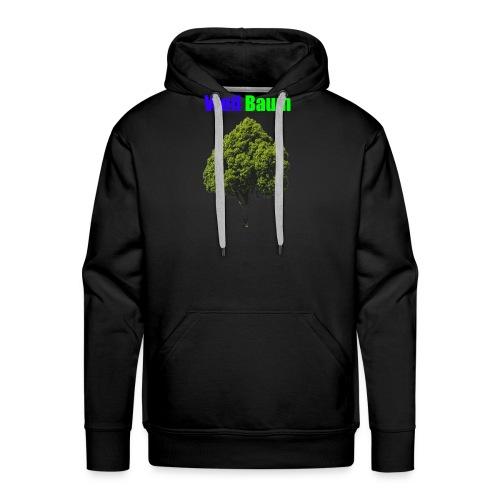 Weil Baum - Männer Premium Hoodie