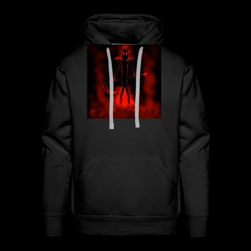 Corrupted Nightcrawler - Men's Premium Hoodie