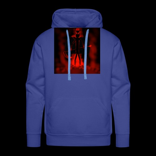 Corrupted Nightcrawler - Men's Premium Hoodie